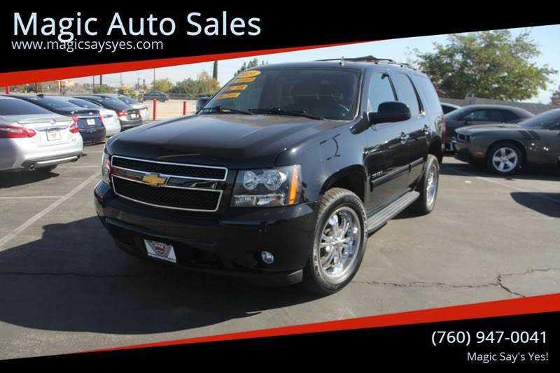 Chevrolet Tahoe 2014 $25995.00 incacar.com