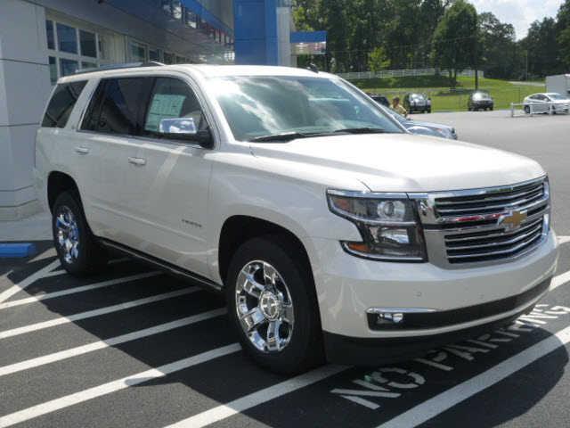 Chevrolet Tahoe 2015 $69405.00 incacar.com