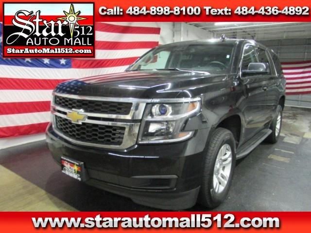 Chevrolet Tahoe 2017 $37995.00 incacar.com
