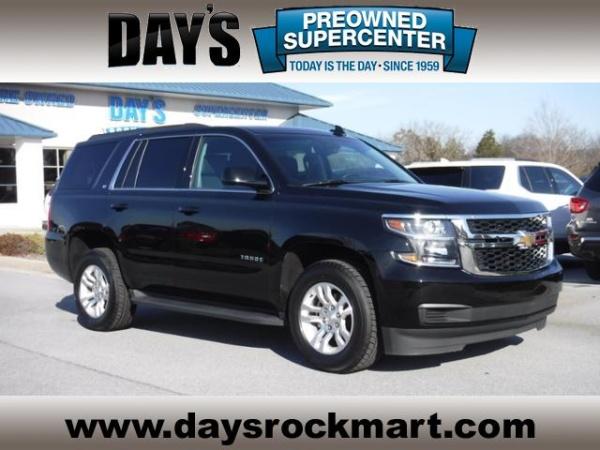 Chevrolet Tahoe 2018 $39492.00 incacar.com