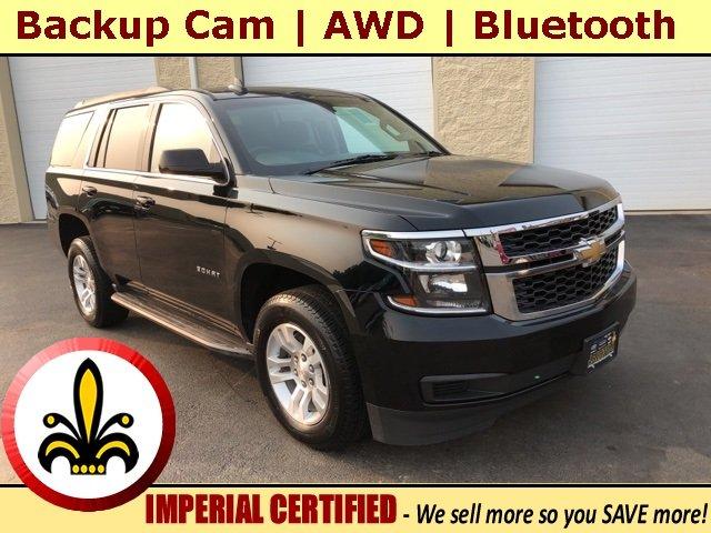 Chevrolet Tahoe 2019 $42477.00 incacar.com