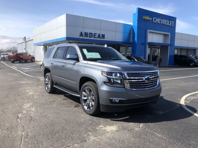 Chevrolet Tahoe 2019 $63786.00 incacar.com