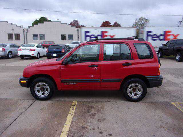 Chevrolet Tracker 1999 $1995.00 incacar.com