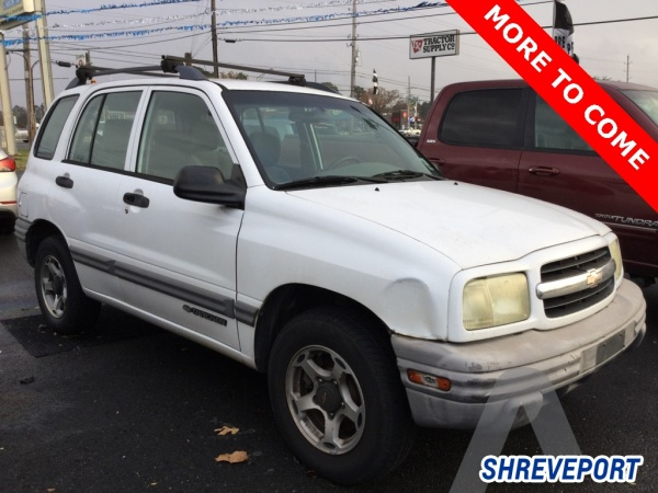Chevrolet Tracker 2001 $3698.00 incacar.com