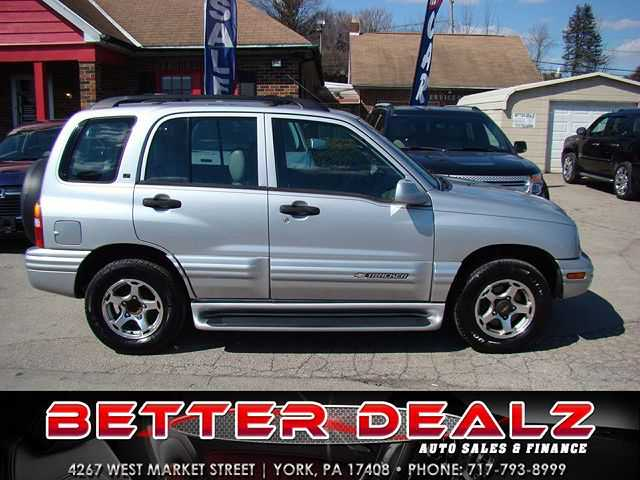 Chevrolet Tracker 2001 $1795.00 incacar.com