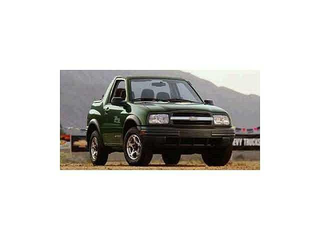 Chevrolet Tracker 2002 $990.00 incacar.com