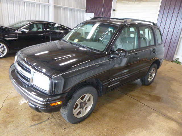 Chevrolet Tracker 2002 $1695.00 incacar.com