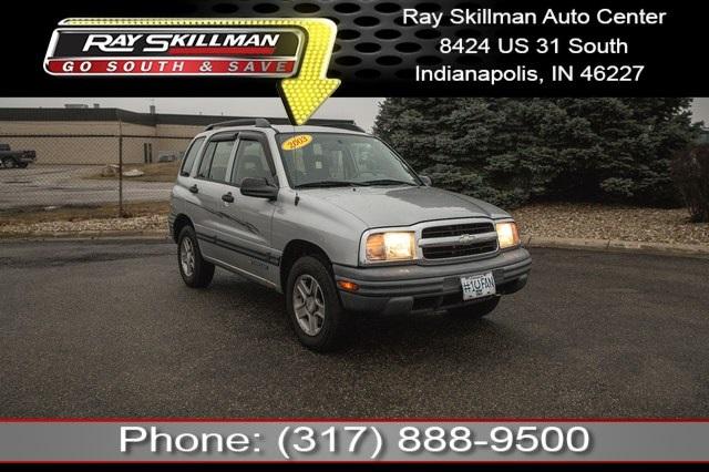 Chevrolet Tracker 2003 $4475.00 incacar.com