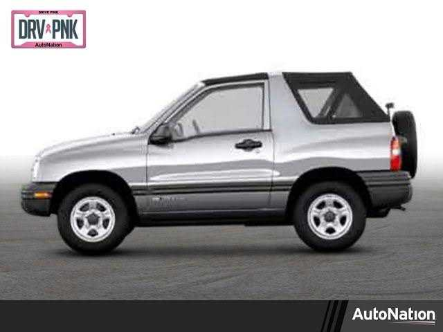 Chevrolet Tracker 2003 $1000.00 incacar.com