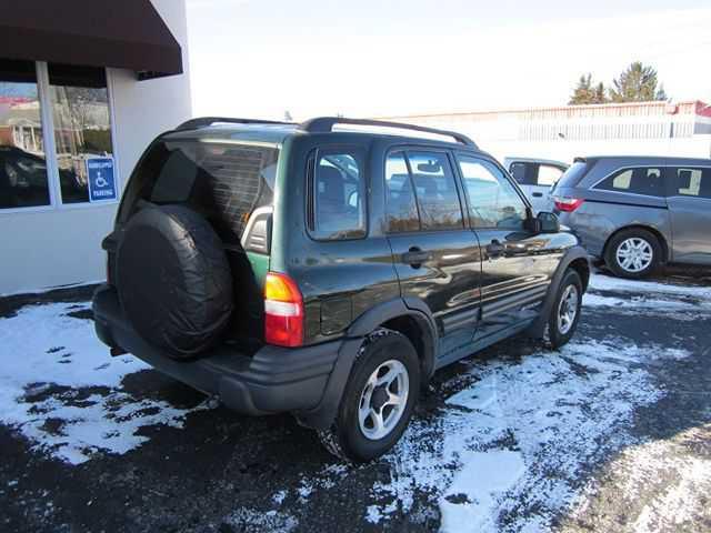 Chevrolet Tracker 2003 $1750.00 incacar.com