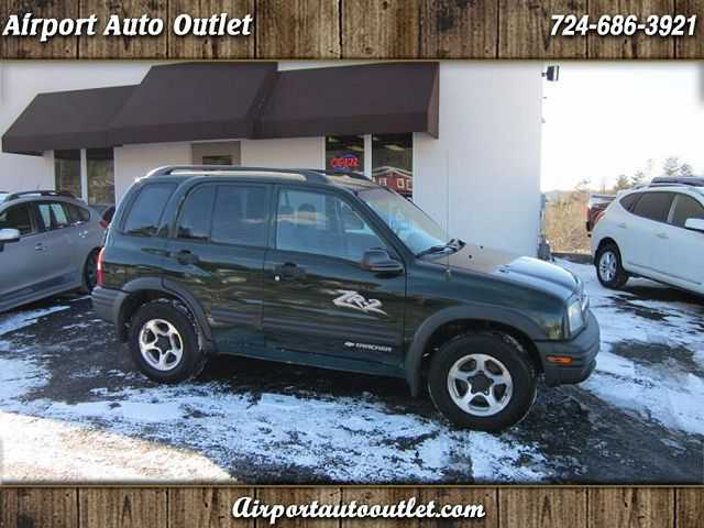 Chevrolet Tracker 2003 $1750.00 incacar.com