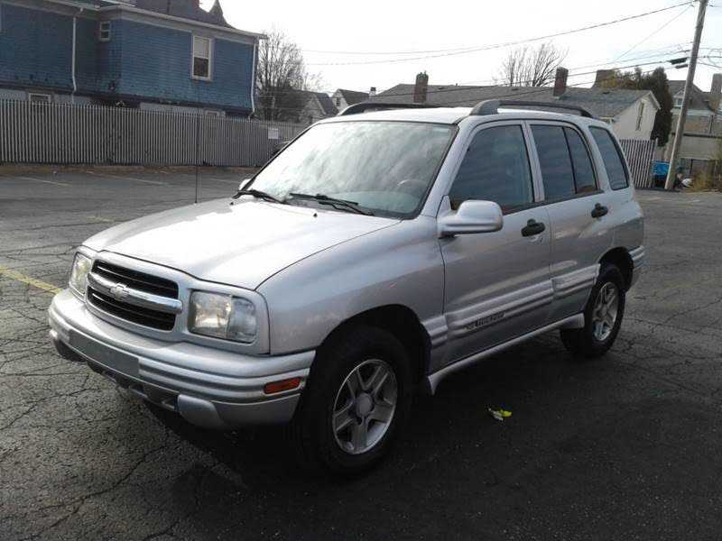 Chevrolet Tracker 2004 $3995.00 incacar.com