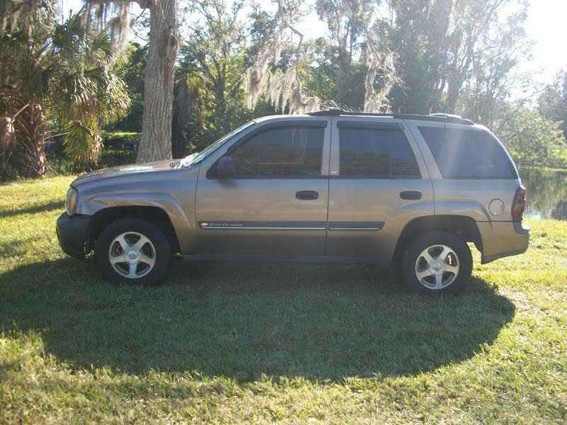 Chevrolet Trailblazer 2002 $1900.00 incacar.com