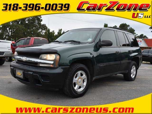 Chevrolet Trailblazer 2002 $1500.00 incacar.com