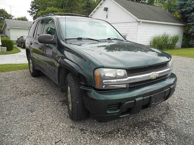 Chevrolet Trailblazer 2002 $750.00 incacar.com