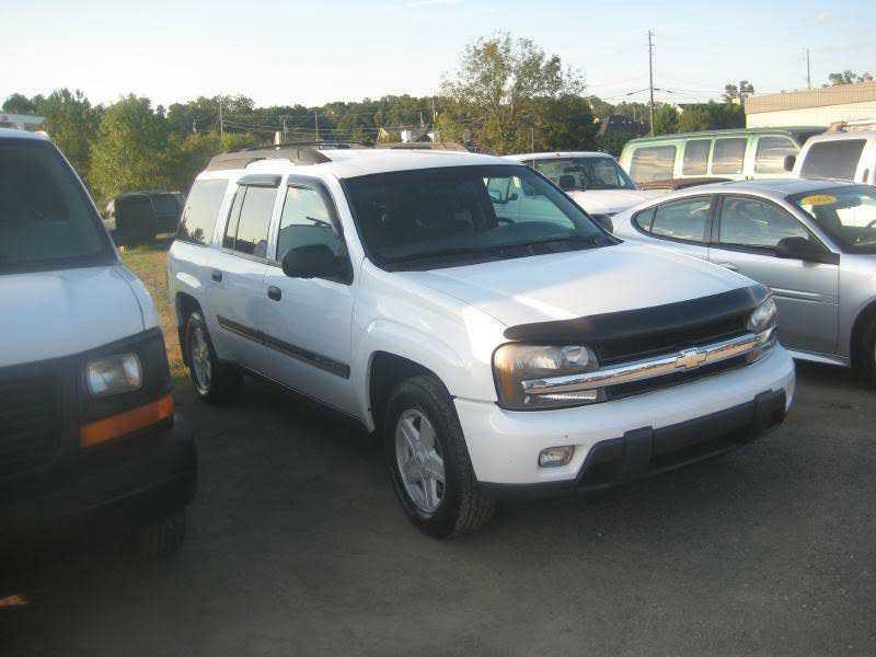 Chevrolet Trailblazer 2002 $6995.00 incacar.com