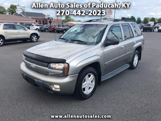 Chevrolet Trailblazer 2002 $5900.00 incacar.com