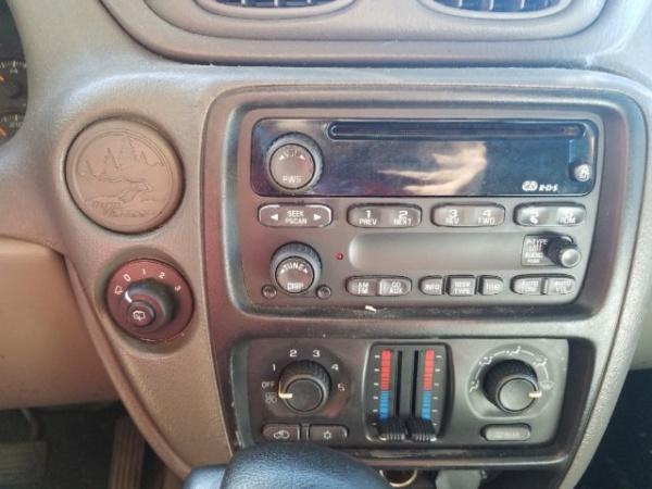 Chevrolet Trailblazer 2002 $3503.00 incacar.com