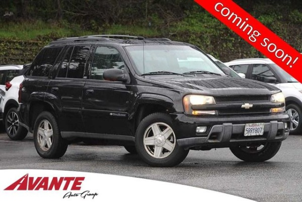 Chevrolet Trailblazer 2002 $8492.00 incacar.com