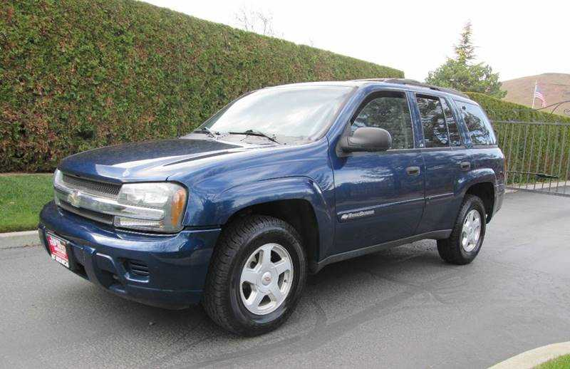 Chevrolet Trailblazer 2002 $4995.00 incacar.com