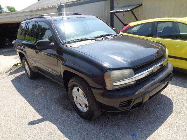 Chevrolet Trailblazer 2002 $1400.00 incacar.com
