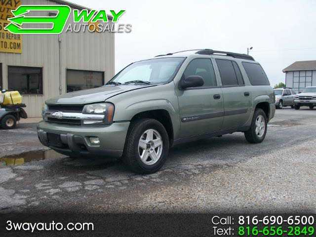 Chevrolet Trailblazer 2003 $7995.00 incacar.com