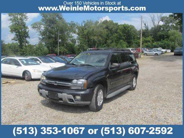 Chevrolet Trailblazer 2003 $2295.00 incacar.com