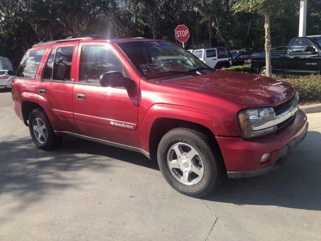 Chevrolet Trailblazer 2003 $5300.00 incacar.com