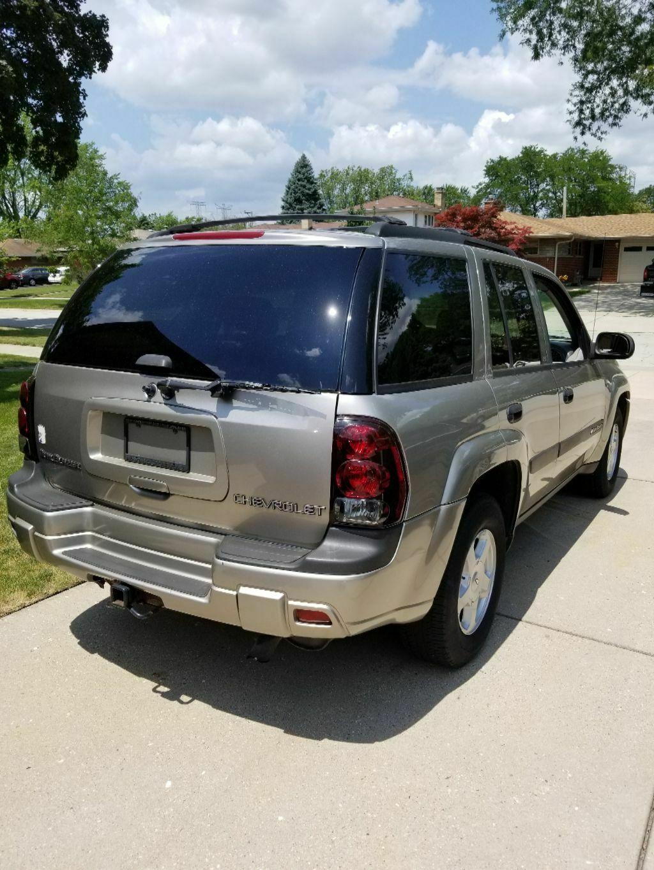 Chevrolet Trailblazer 2003 $3500.00 incacar.com