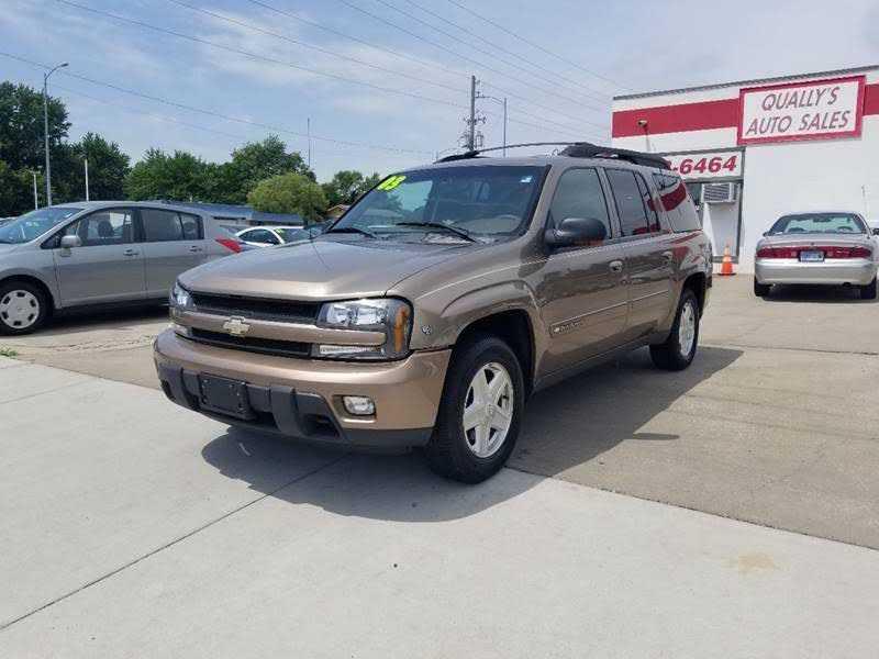 Chevrolet Trailblazer 2003 $2950.00 incacar.com