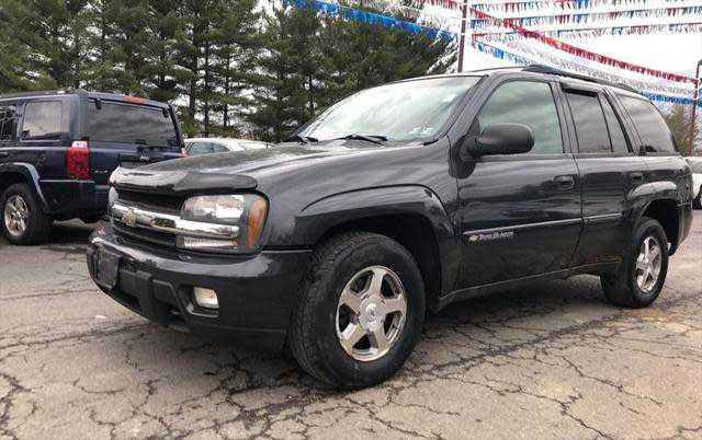 Chevrolet Trailblazer 2003 $1495.00 incacar.com