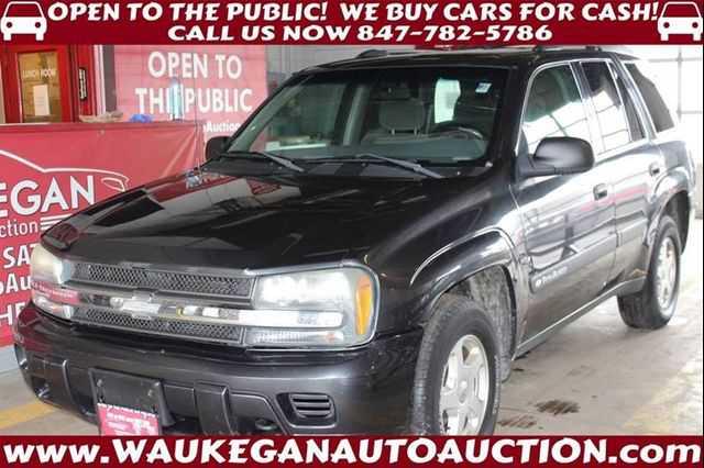 Chevrolet Trailblazer 2003 $2400.00 incacar.com