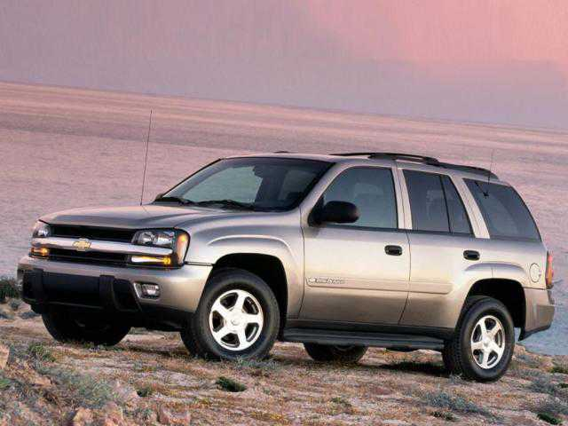 Chevrolet Trailblazer 2003 $995.00 incacar.com