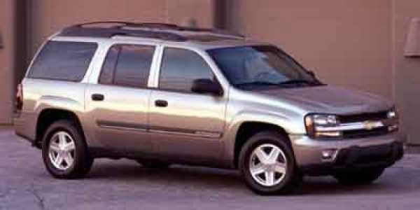 Chevrolet Trailblazer 2003 $1700.00 incacar.com