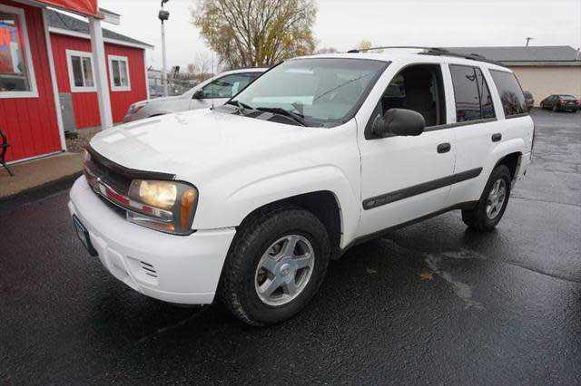 Chevrolet Trailblazer 2004 $1980.00 incacar.com