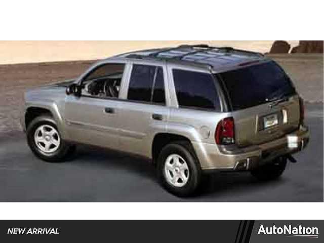 Chevrolet Trailblazer 2004 $5591.00 incacar.com