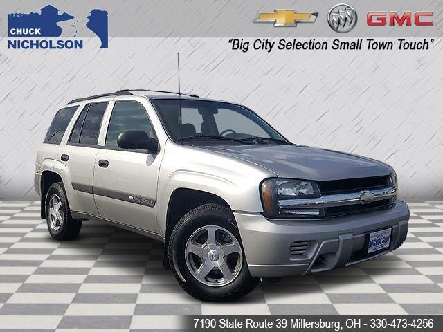 Chevrolet Trailblazer 2004 $5995.00 incacar.com