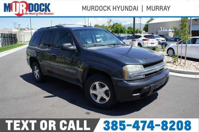 Chevrolet Trailblazer 2004 $1270.00 incacar.com