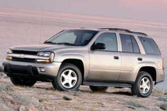 Chevrolet Trailblazer 2004 $5990.00 incacar.com