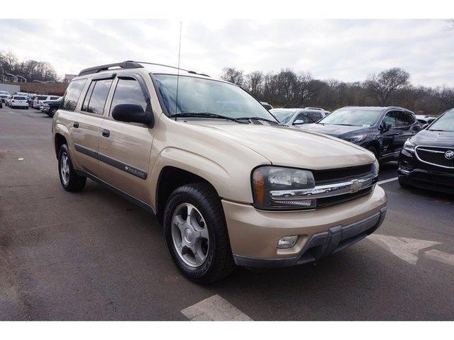 Chevrolet Trailblazer 2004 $5887.00 incacar.com