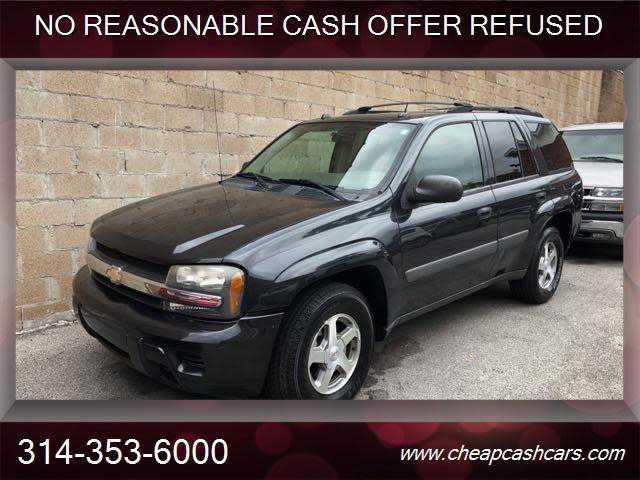 Chevrolet Trailblazer 2005 $4695.00 incacar.com