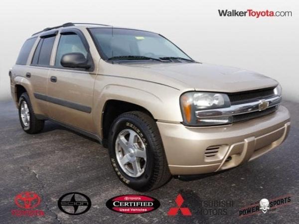 Chevrolet Trailblazer 2005 $3276.00 incacar.com