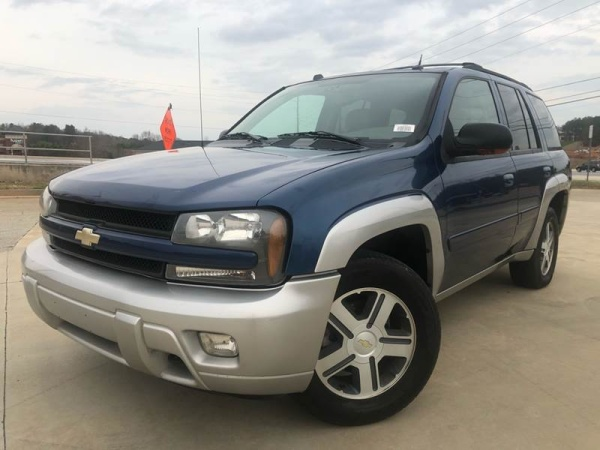 Chevrolet Trailblazer 2005 $3495.00 incacar.com