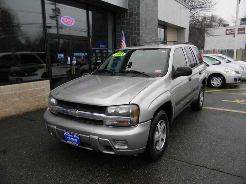 Chevrolet Trailblazer 2005 $5495.00 incacar.com