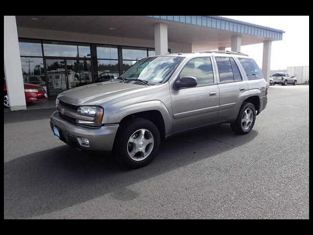 Chevrolet Trailblazer 2005 $5995.00 incacar.com