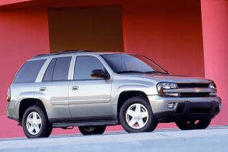Chevrolet Trailblazer 2005 $3500.00 incacar.com