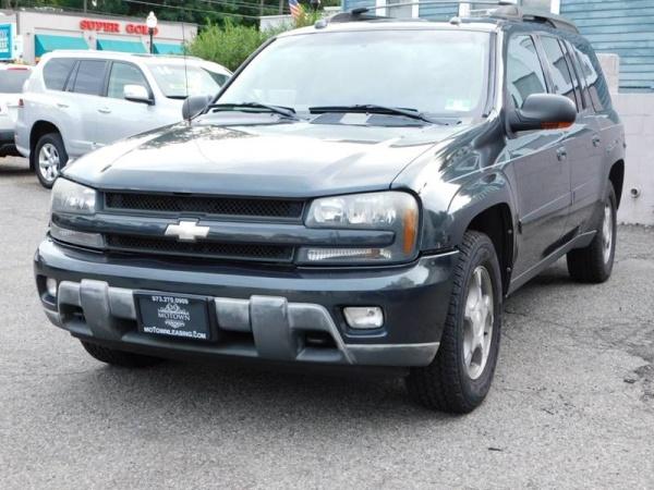 used Chevrolet Trailblazer 2005 vin: 1GNET16S156195954