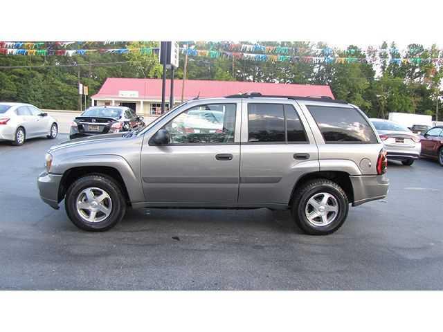Chevrolet Trailblazer 2005 $4999.00 incacar.com