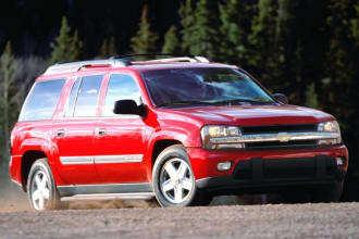 Chevrolet Trailblazer 2006 $6995.00 incacar.com