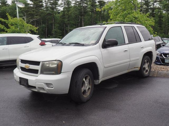 Chevrolet Trailblazer 2006 $5400.00 incacar.com